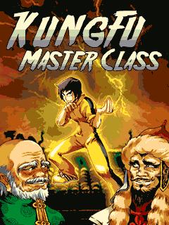 game kungfu master